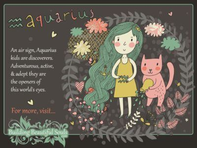 Aquarius Child Personality, Traits, & Characteristics Description 1280x960