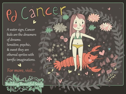 Cancer Child Personality, Traits, & Characteristics Description 1280x960