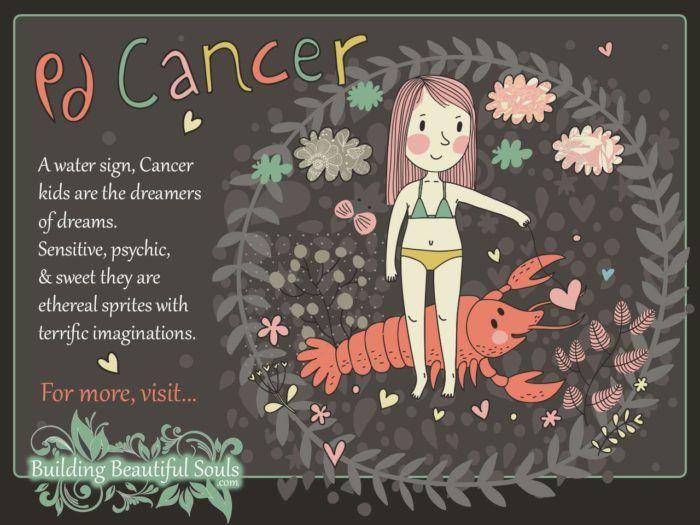 Cancer Child Personality, Traits, & Characteristics Description 1280x960