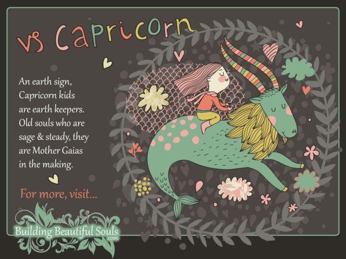 Capricorn Child Personality, Traits, & Characteristics Description 1280x960