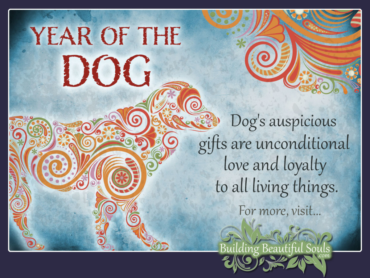 2018 Chinese Horoscopes Year of Dog  Chinese Zodiac