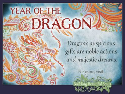 Chinese Zodiac Dragon & Year of the Dragon 1280x960
