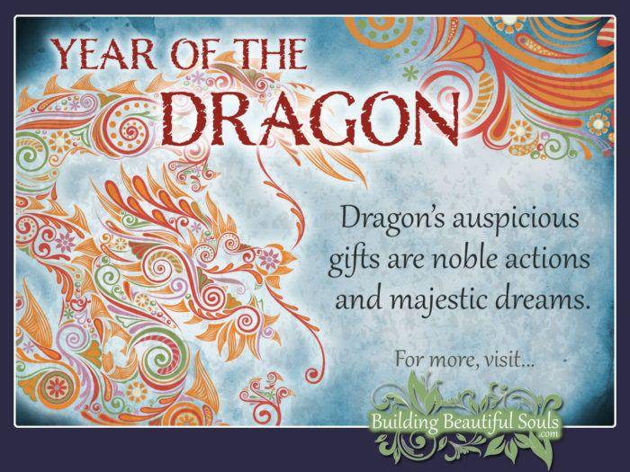 Chinese Zodiac Dragon & Year of the Dragon 1280x960