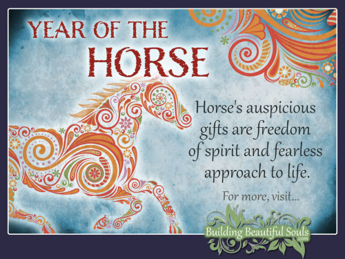 Chinese Zodiac Horse - Year of the Horse 1280x960