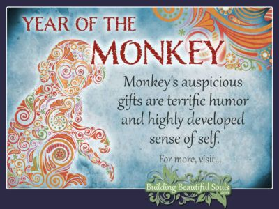 Chinese Zodiac Monkey & Year of the Monkey 1280x960