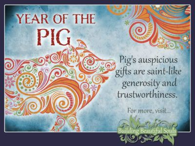 Chinese Zodiac Pig & Year of the Pig 1280x960