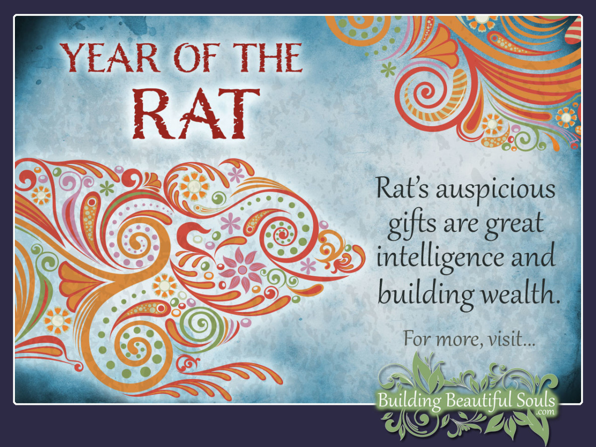 Chinese Zodiac Rat & Year of the Rat 1280x960