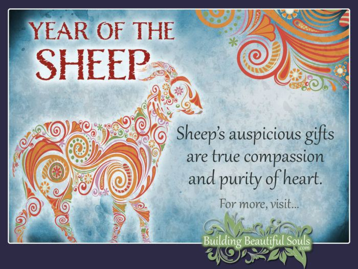Chinese Zodiac Sheep & Year of the Sheep 1280x960