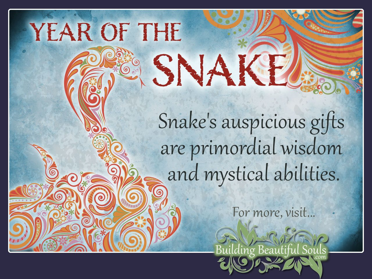 What is my zodiac sign building beautiful souls chinese zodiac snake year of the snake 1280x960 nvjuhfo Images