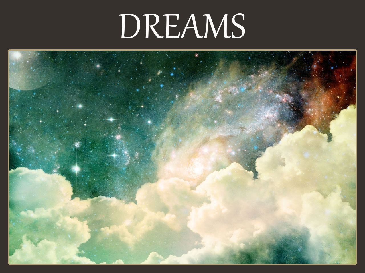 an analysis of the idea of prophetic and lucid dreams In a prophetic dream, you see the future through your dream it is difficult to  determine that a dream is prophetic because we can only confirm such a dream  after.