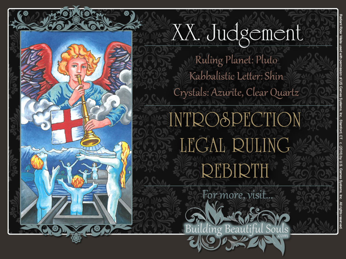 Judgement Tarot Card Meanings Rider Waite Tarot Cards Deck 1280x960
