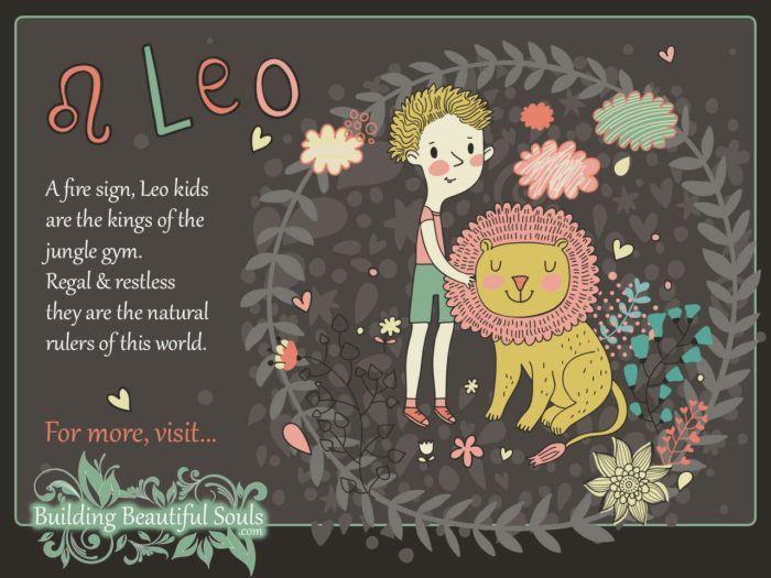 Leo Child Personality, Traits, & Characteristics Description 1280x960
