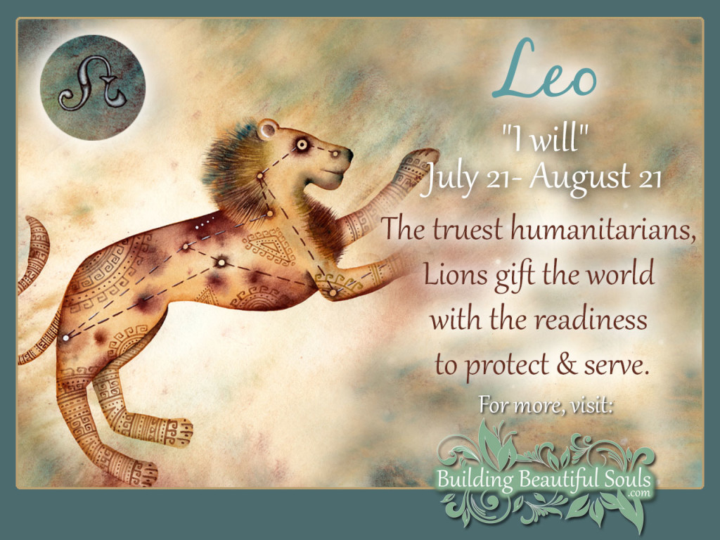 Leo Zodiac Star Sign Traits, Personality, & Characteristics Description 1280x960