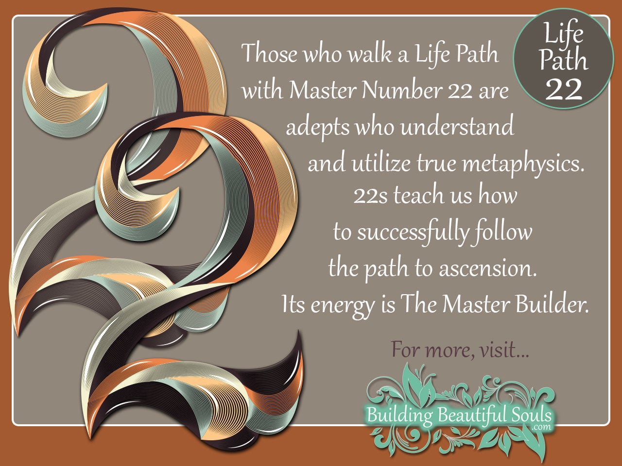Meaning of the number 22 in the - Numerology Numbers And Meanings Numerology