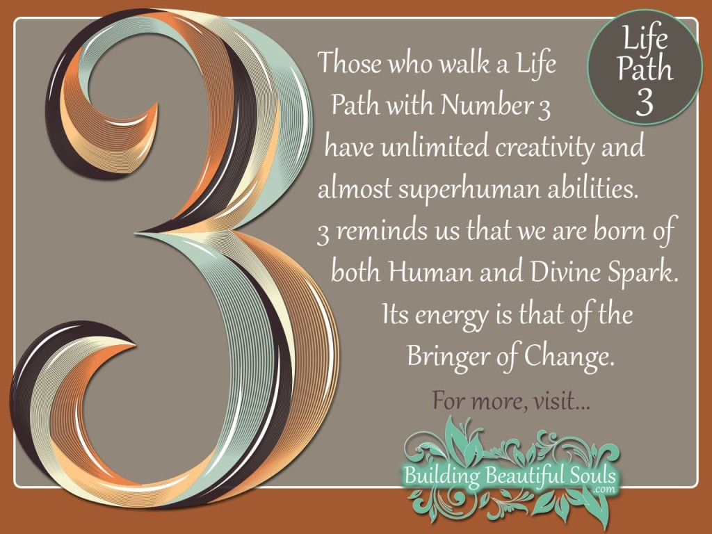 Numerology 3 Life Path Number 3 Numerology Meanings