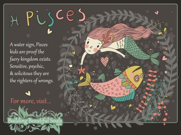 Pisces Child Personality, Traits, & Characteristics Description 1280x960