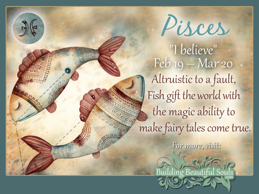 Pisces Zodiac Star Sign Traits, Personality, & Characteristics Description 1280x960