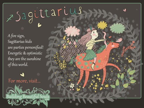 Sagittarius Child Personality, Traits, & Characteristics Description 1280x960