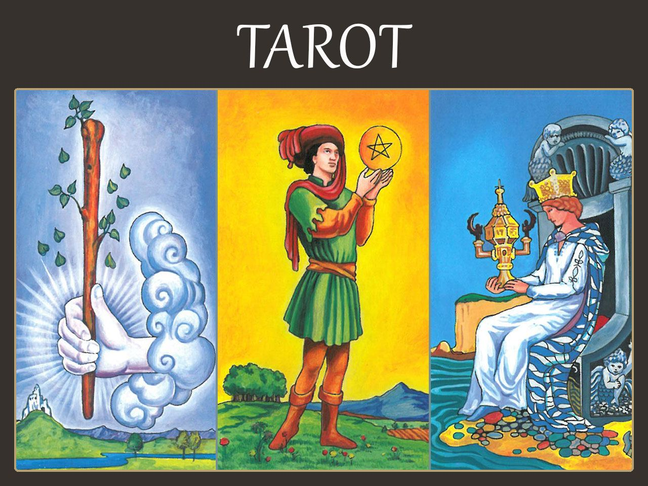 tarot card Everything about tarots and tarot cards in the tarot's major arcana.