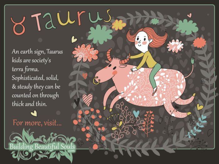 Taurus Child Personality, Traits, & Characteristics Description 1280x960