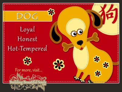 Chinese Zodiac Dog - Year of the Dog - Chinese New Year Animals 1280x960