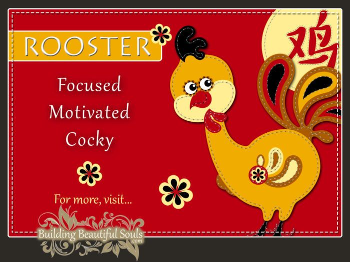 Chinese Zodiac Rooster - Cock - Year of the Rooster - Cock - Chinese New Year Animals 1290x960