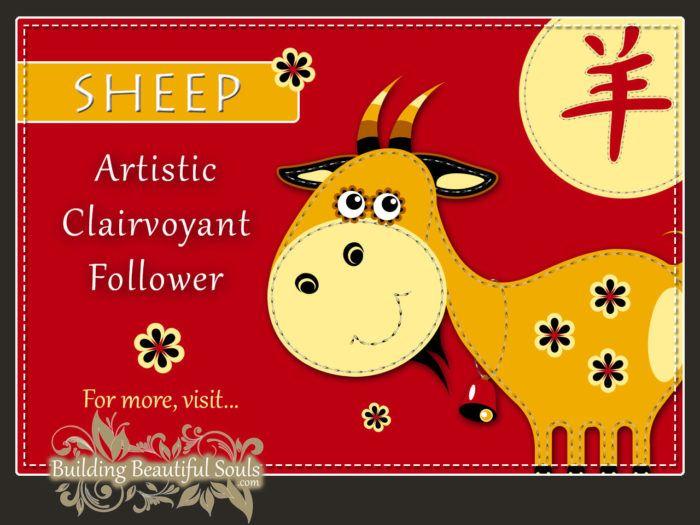 Chinese Zodiac Sheep - Year of the Sheep - Chinese New Year Animals 1280x960