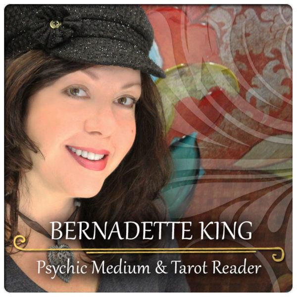 Bernadette King Psychic Medium Tarot Readings 800x800