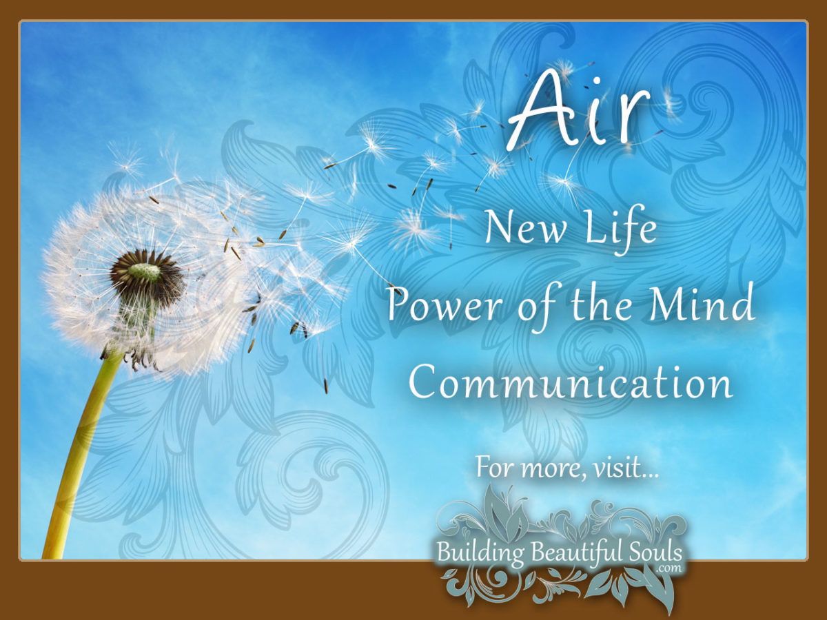 Element Of Air Symbolism And Meaning