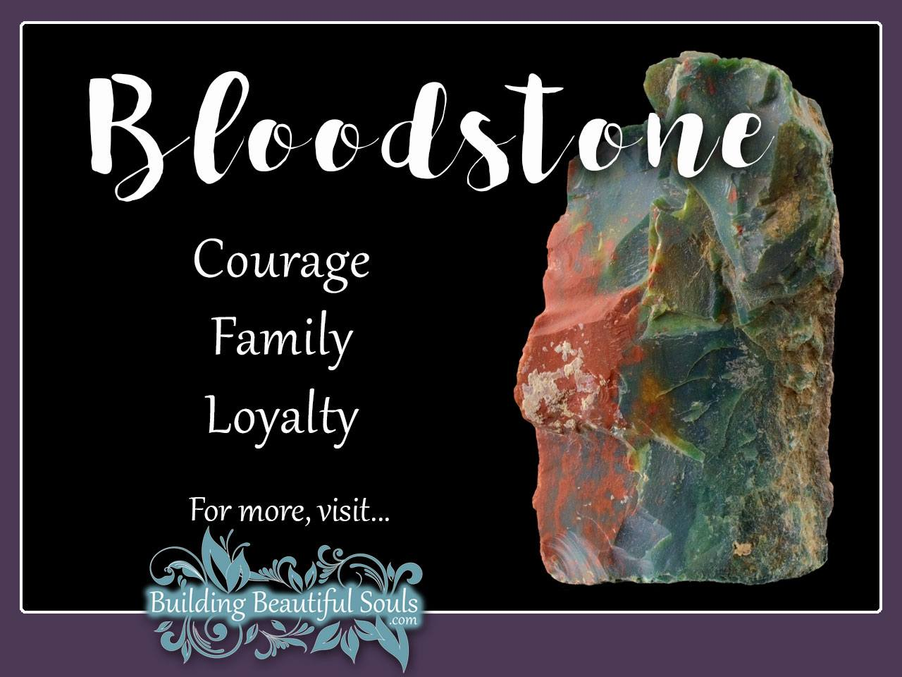 Bloodstone Meaning & Properties - Healing Crystals & Stones 1280x960