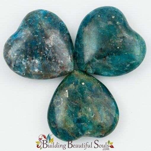 Blue Apatite Heart Healing Crystals 1000x1000