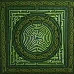 Celtic Maze Labyrinth Symbol Meanings 150x150