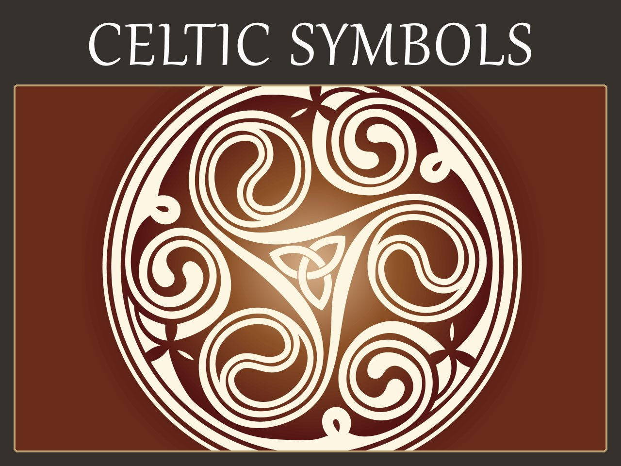 Celtic Symbols Meanings Celtic Cross Triquetra Celtic Knot