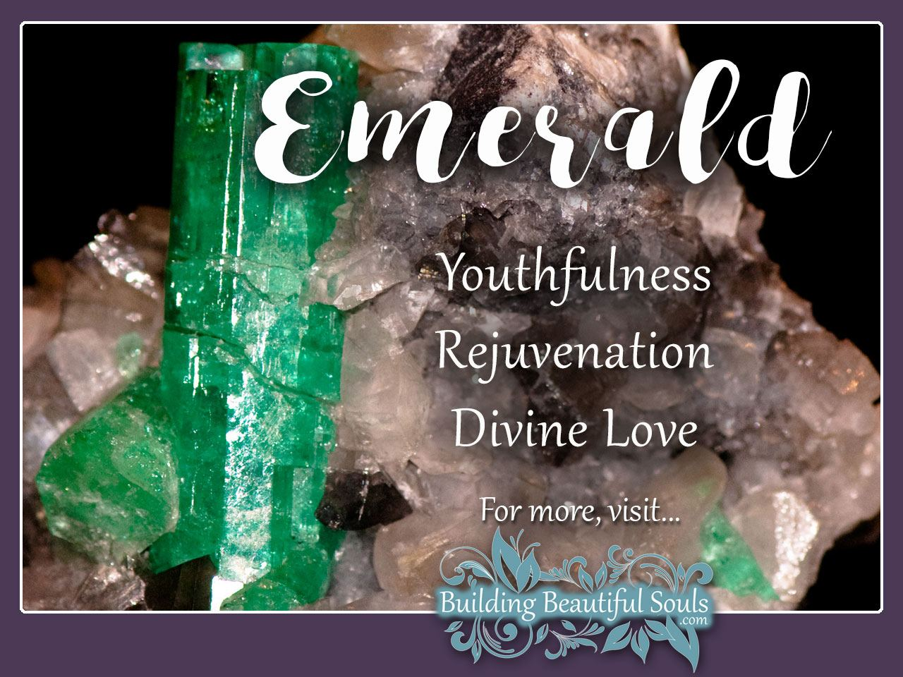 Emerald Meaning & Properties - Healing Crystals & Stones 1280x960