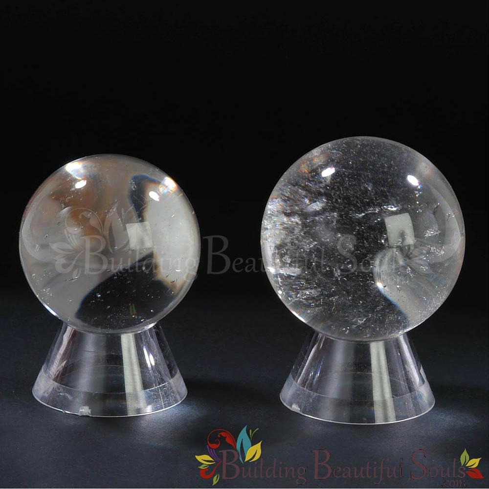 Clear Quartz Sphere (Brazil)
