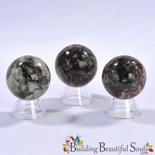 Healing Crystals Stones Eudialyte Spheres New Age Store 1000x1000