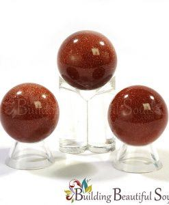 Healing Crystals Stones Goldstone Spheres New Age Store 1000x1000