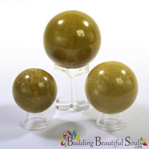 Healing Crystals Stones Green Opal Spheres New Age Store 1000x1000