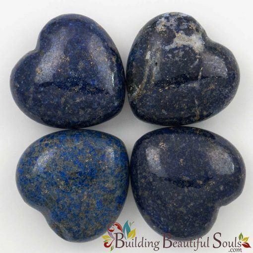 Healing Crystals Stones Lapis Lazuli Hearts New Age Store 1000x1000