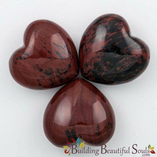 Healing Crystals Stones Mahogany Obsidian Hearts New Age Store 1000x1000