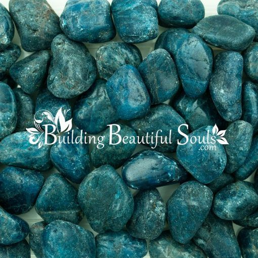 Healing Crystals Stones Tumbled Blue Apatite Metaphysical New Age Store 1000x1000