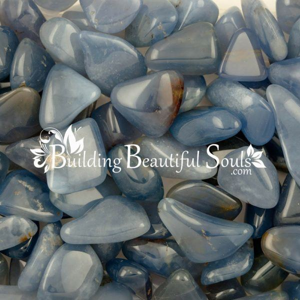 Healing Crystals Stones Tumbled Blue Chalcedony Metaphysical New Age Store 1000x1000