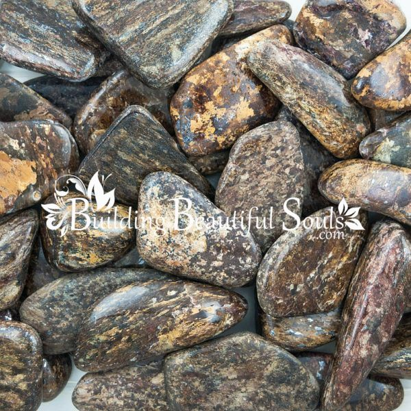 Healing Crystals Stones Tumbled Bronzite Metaphysical New Age Store 1000x1000