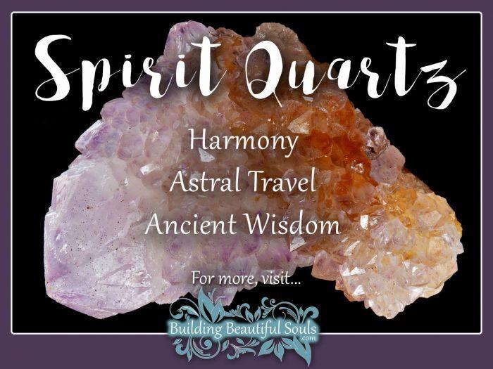 Spirit Quartz, Cactus Quartz, Fairy Quartz Meaning & Properties - Healing Crystals & Stones 1280x960