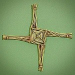 St Brigid Cross Meaning Celtic Symbols  150x150