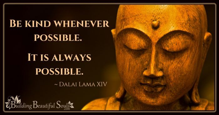 Be Kind Whenever Possible Dalai Lama Quotes Spiritual Quotes 1200x630
