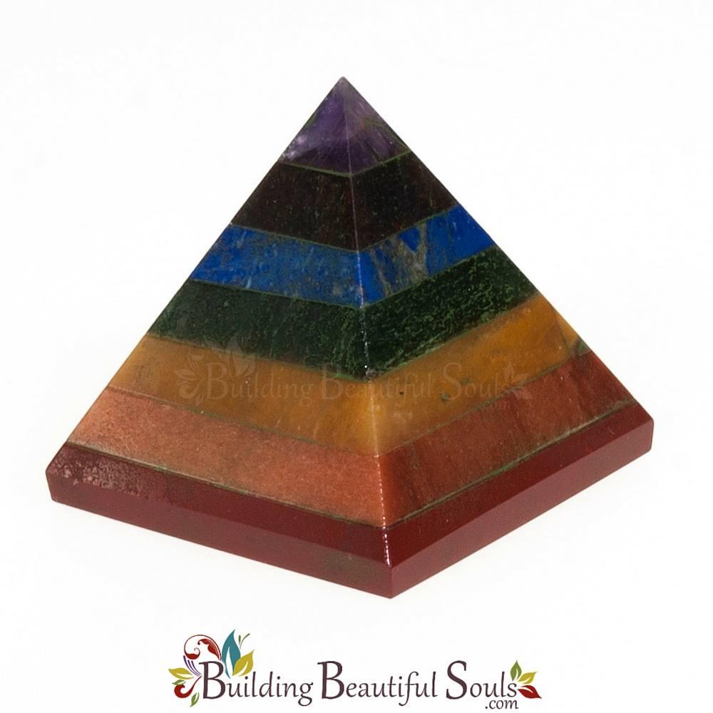 Chakra Pyramid (India) Large