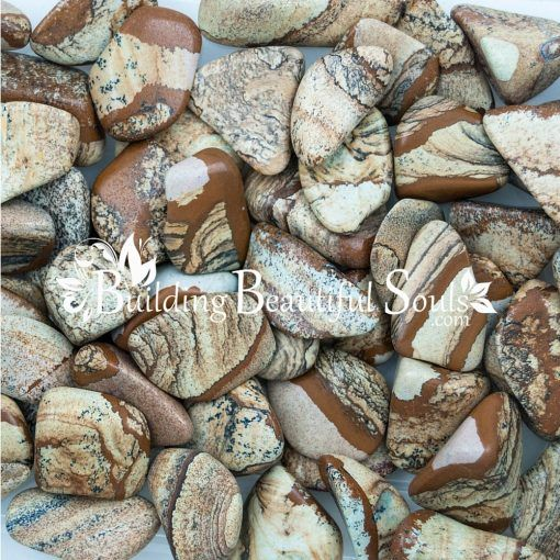 Healing Crystals Stones Tumbled African Picture Jasper Metaphysical New Age Store 1000x1000