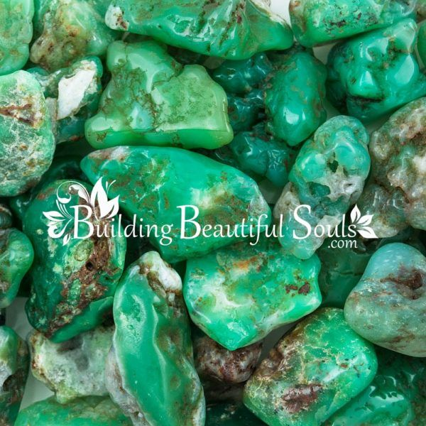 Healing Crystals Stones Tumbled Chrysoprase Metaphysical New Age Store 1000x1000