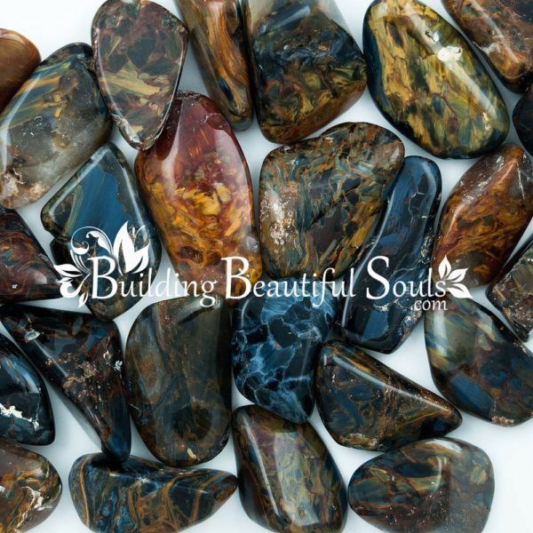 Healing Crystals Stones Tumbled Pietersite Metaphysical New Age Store 1000x1000